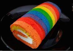 Brazo de gitano arco iris
