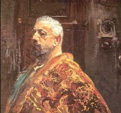 Portrait of Erazm Barącz (Leon Jan Wyczolkowski - ) A4 Poster, Poster Prints, Change Your Mind, Realism Art, Vintage Artwork, Impressionism, Fine Art, Image, Beautiful