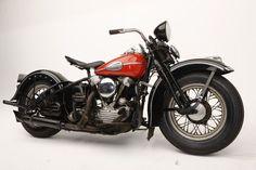 1946 Harley-Davidson EL Knucklehead | Harley City Brunswick #harleydavidsoncustomsportster #harleydavidsonknucklehead
