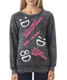 Bat mitzvah giveaways sweatshirts with collars