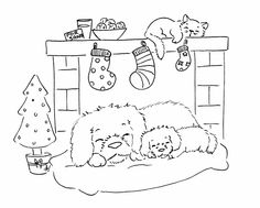 Sliekje digi Stamps: Happy Holidays