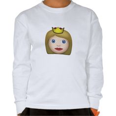 Princess Emoji Shirt