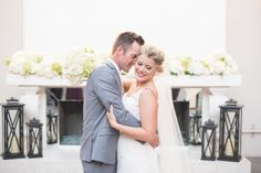 Tribeca Terrace is the perfect backdrop for your wedding day portraits!