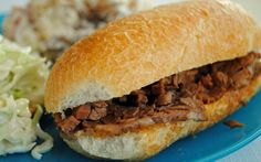 Easy Beef Brisket-no grill required
