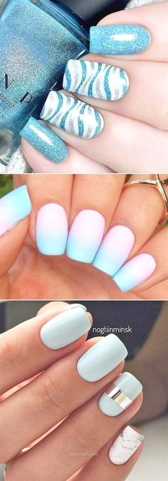 for some new fun designs for summer nails? Check out our favorite nail a. - Looking for some new fun designs for summer nails? Check out our favorite nail a.Looking for some new fun designs for summer nails? Check out our favorite nail a. Fancy Nails, Diy Nails, Nail Nail, Glitter Nails, Nail Glue, Top Nail, Stiletto Nails, Glitter Eyeliner, Long Nails