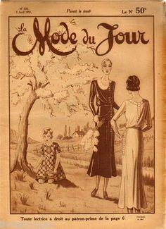 FASHION DAY 520 09/04/1931