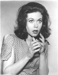 """Elizabeth Montgomery from the 1961 """"Masquerade"""" episode of Boris Karloff's Thriller series. Agnes Moorehead, Classic Actresses, Beautiful Actresses, Bewitched Elizabeth Montgomery, Erin Murphy, Robert Montgomery, Star Actress, Thing 1, Celebs"""