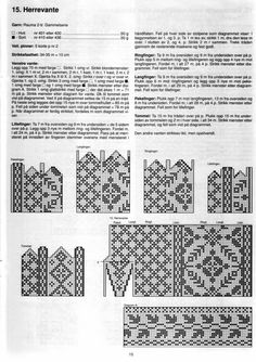 """Photo from album """"Selbustrikk on Yandex. Knitted Mittens Pattern, Knit Mittens, Knitted Gloves, Knitting Socks, Knitting Designs, Knitting Projects, Knitting Charts, Knitting Patterns, Norwegian Knitting"""