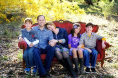 Now why can't I get a couch out in the middle of the forest?  Family photography gallery – 50 Amazing Ideas