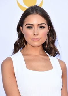 Olivia Culpo - Academy Of Country Music Awards Style — 2015 ACMs Best Hair & Makeup