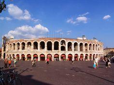 De turismo por Verona, Italia