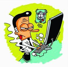 Interesante!: Los 7 Principales Culpables Que Matan La Productividad En El Lugar De Trabajo