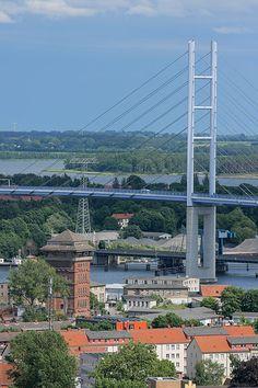 Rügenbrücke, Stralsund