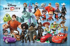 Disney Infinity-Click to enlarge