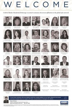 Please help us welcome this outstanding group of Real Estate professionals who associated with Coldwell Banker Residential Brokerage Arizona in April and May! #ColdwellBankerArizona