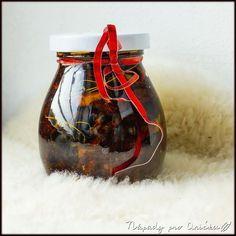 Jedlé dárky | Nápady pro Aničku.cz Wine Glass, Homemade, Jasmine, Tableware, Food, Dinnerware, Home Made, Tablewares, Essen