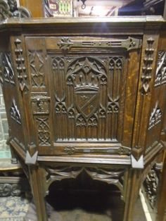 Antique Gothic Style Furniture - Castle & Church Antiques for Sale in PA   Oley Valley Architectural Antiques Ltd.