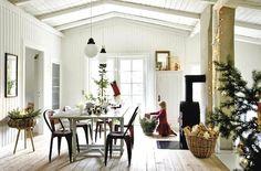 home inspiration: THE CHRISTMAS HOME