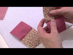 Kendi Modanı Yarat - Patchwork Masa Örtüsü Çalışması - YouTube