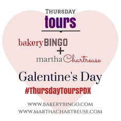 Thursday Tours: Galentine's Day