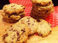 簡単ドロップチョコチップクッキーの画像