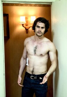 Dylan O'Brien as Mitch Rapp  #American Assassin