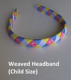 Weaved Headband