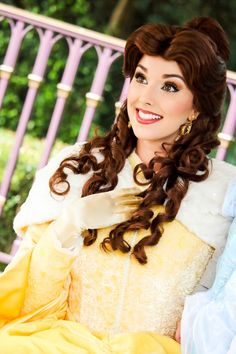 Belle beauty and the beast Character makeup Disney Princess Makeup, Disneyland Princess, Disney Makeup, Disney Princess Belle, Disney Princesses, Disney Character Makeup, Disney Princess Cosplay, Princess Beauty, Pocket Princesses