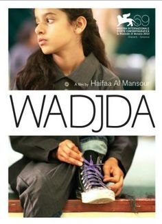 """""""Wadjda"""" is a 2012 Saudi Arabian–German film, written and directed by Haifaa al-Mansour. It was the first feature film shot entirely in Saudi Arabia and the first feature-length film made by a female Saudi director. Haifa, Movies To Watch, Good Movies, Female Directors, Common Sense Media, Girl Sign, Kino Film, Drame, Family Movies"""