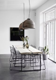 interior inspiration #dining @leeoliveira