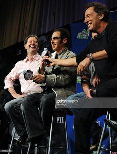 Gary, Nils and Bruce
