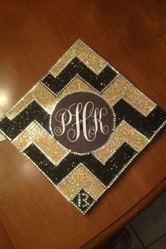 UCF graduation cap DIY! by muriel