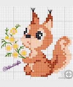 Ideas For Embroidery Designs Free Animals Cross Stitch Cards, Cute Cross Stitch, Cross Stitch Animals, Cross Stitch Flowers, Cross Stitch Designs, Cross Stitching, Cross Stitch Embroidery, Embroidery Patterns, Hand Embroidery