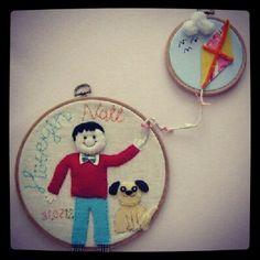 Craft,kids,felt,child,dog