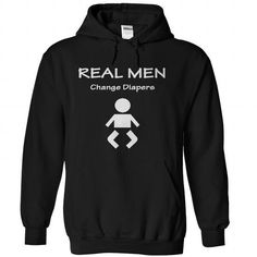 Real men change…