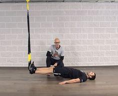 Las planchas supinas son un ejercicio sencillo y seguro para trabajar la musculatura de nuestra cadena posterior, con una gran activación muscular