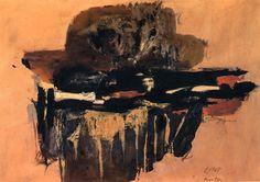 Tadeusz Kantor, Kompozycja abstrakcyjna, 1963