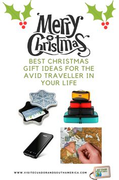 Best Christmas Gift Ideas For The Avid Traveller In Your Life - Best Christmas Gift Ideas For The Avid Traveller In Your Life You Know Someone Who Loves To Travel Is Passionate About Discovering New Places In The World And Finds A Thrill In New Adventures Christmas Travel, Best Christmas Gifts, Christmas Fun, Best Gifts, Christmas Destinations, Travel Destinations, Travel Gifts, Travel Wear, Travel Stuff