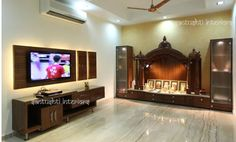 Mandir - Our Puja room Project | indian home | Pinterest | Puja room ...