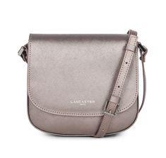 Rosegold metallic handbag | Lancaster