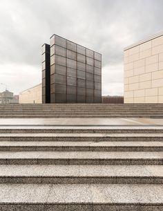 SET architects resurrects history with the bologna shoah memorial