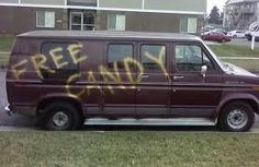 """Nice Man In A Red Van Giving Away Free Candy Outside """"The Wiggles"""" Live Show  mouthfrog.com"""