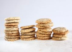 Biscotti al tè Earl Grey
