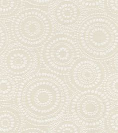 Upholstery Fabric- Waverly Mod Pods Dew