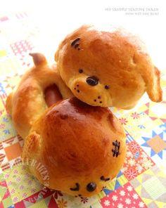 Mini Hot Dog Buns Recipe
