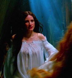"""""""This is who I am. This is who he is!"""" - Jessica Chastian as Lady Lucille Sharpe in Crimson Peak"""