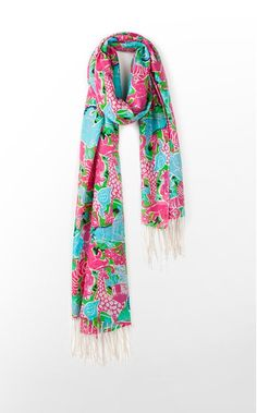 Lily Pulitzer Scarf!!