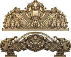 Good wood_sculpture for beds! Royal Furniture, Wood Bedroom Furniture, Victorian Furniture, Wood Bed Design, Bedroom Bed Design, Wood Carving Designs, Wood Carving Art, Carved Beds, Royal Bed