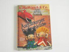 Weiteres - Augsburger Puppenkiste - Figuren basteln - ein Designerstück von allesfuermich bei DaWanda