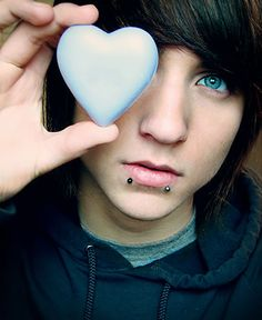 Alex Evans. Black hair and blue eyes, my all time favorite combination!!!